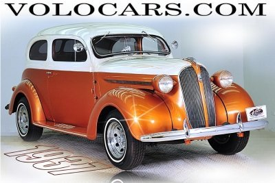 1937 Plymouth  Image 1