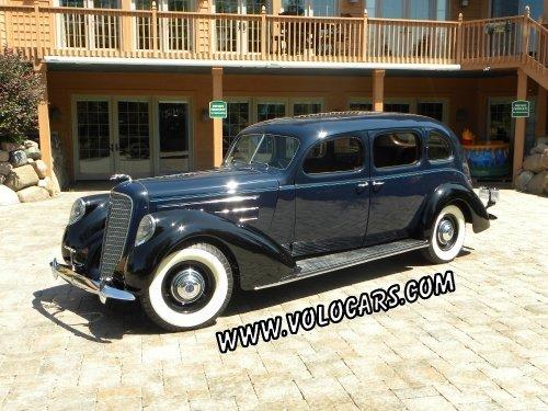1937 Lincoln Model K Image 1
