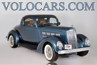 1937 Packard  Image 1