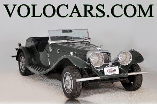 1937 Jaguar Ss 100 Image 1