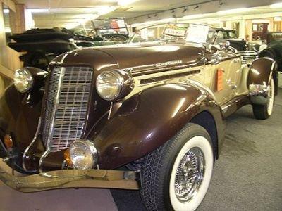 1936 Auburn  Image 1