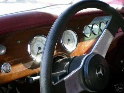 1936 Mercedes-Benz 500k Image 1