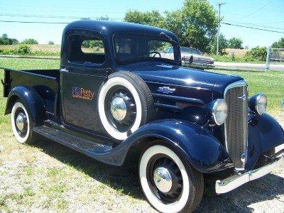 1936 Chevrolet Truck Image 1