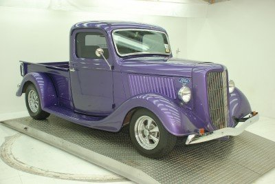 1936 Ford Truck Image 1