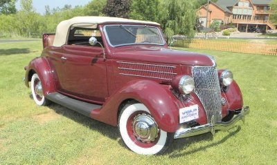 1936 Ford Pre 1950 Image 1