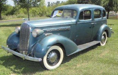 1936 Buick Pre 1950 Image 1