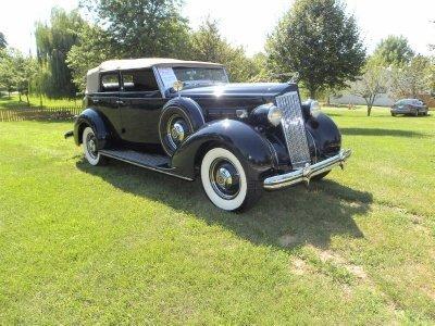 1936 Packard Pre 1950 Image 1