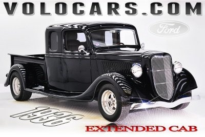 1936 Ford Pick Up Image 1