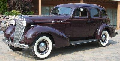 1936 Oldsmobile Pre 1950 Image 1