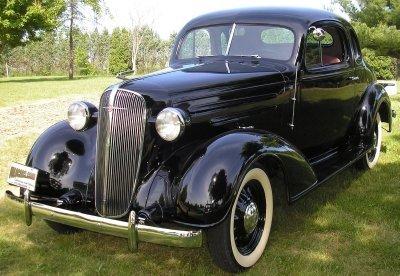1936 Chevrolet Pre 1950 Image 1