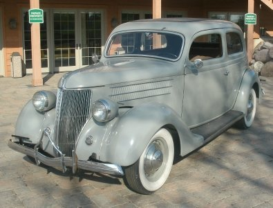 1936 Ford  Image 1