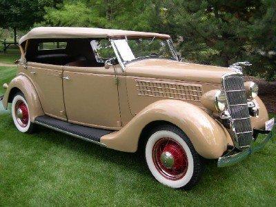 1935 Ford Pre 1950 Image 1