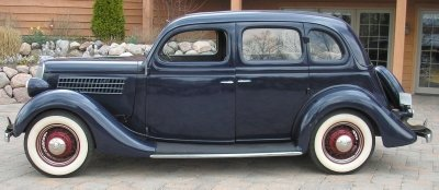 1935 Ford Pre 1950 Image 1