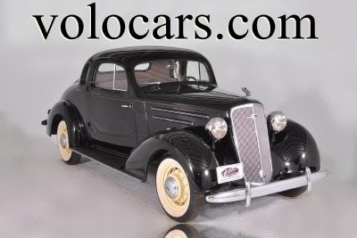 1935 Chevrolet Series Ed/Ea
