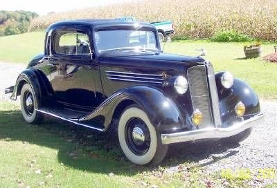 1934 Buick 3 Window Coupe Image 1