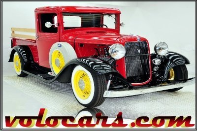 1934 Ford Pick Up Truck Image 1