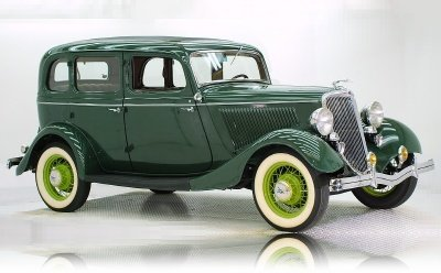 1934 Ford Pre 1950 Image 1