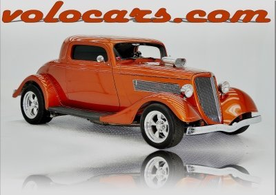 1934 Ford 3 Window Coupe Image 1