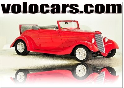 1934 Ford  Image 1