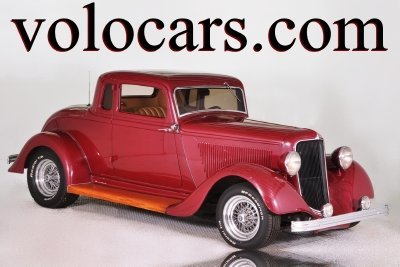 1934 Plymouth  Image 1