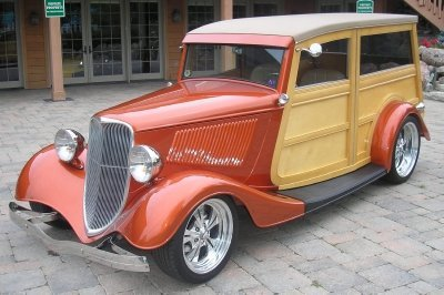 1933 Ford  Image 1