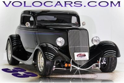 1933 Ford 3 Window Coupe Image 1