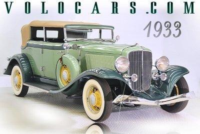1933 Auburn Salon 8 105 Image 1