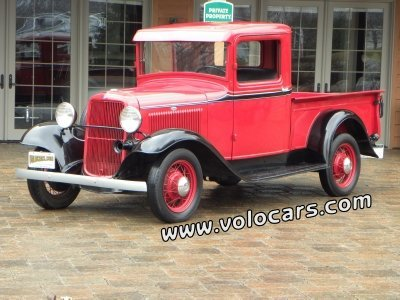 1933 Ford 1/2 Ton Image 1