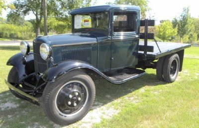 1932 Ford Pre 1950 Image 1