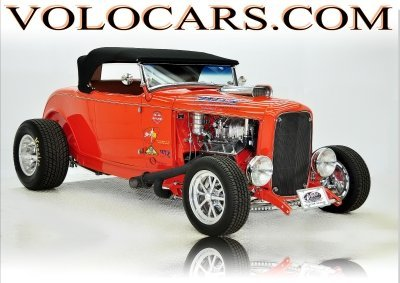 1932 Ford Hi Boy Roadster Image 1