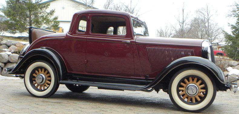 1932 Plymouth PCCX Image 5