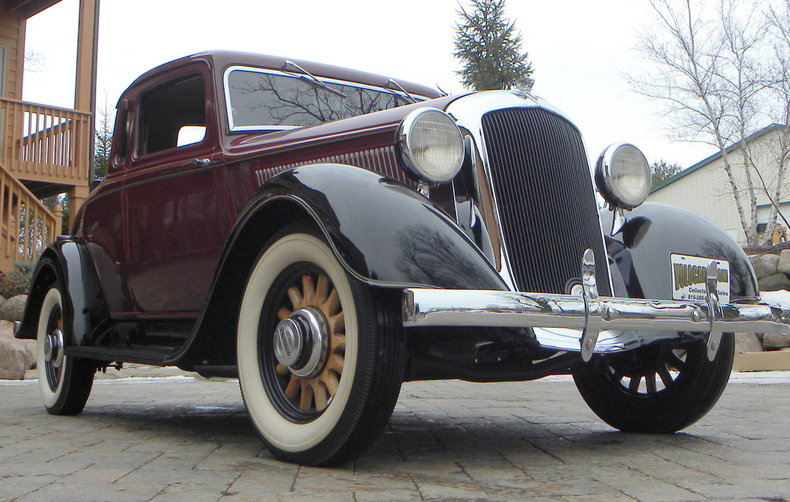 1932 Plymouth PCCX Image 21