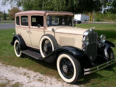 1931 Chevrolet Pre 1950 Image 1