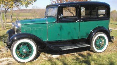 1931 Ford Pre 1950 Image 1
