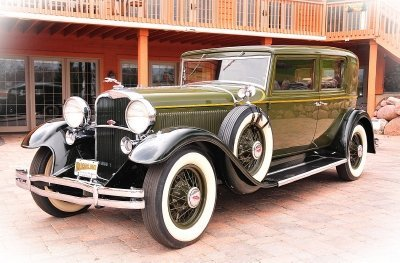 1931 Lincoln Series K Image 1