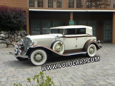 1931 Auburn 8 98 A Image 1