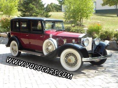 1931 Rolls-Royce Phantom I Image 1