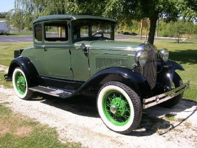 1930 Ford Pre 1950 Image 1