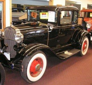 1930 Ford Pre 1950 Image 1