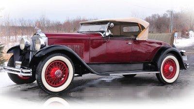 1930 Packard Pre 1950 Image 1