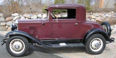 1930 Chevrolet Pre 1950 Image 1