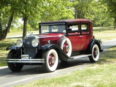 1930 LaSalle 340 Image 1