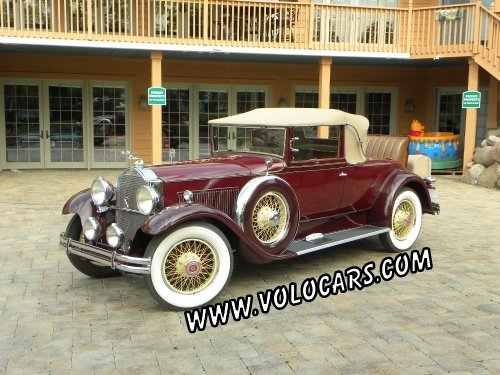 1930 Packard Model 733 Image 1