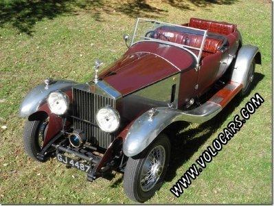 1930 Rolls-Royce Phantom II Image 1