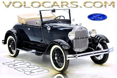 1929 Ford Model A Image 1