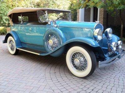 1929 Chrysler Pre 1950 Image 1