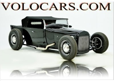 1929 Ford Roadster Pick Up Image 1