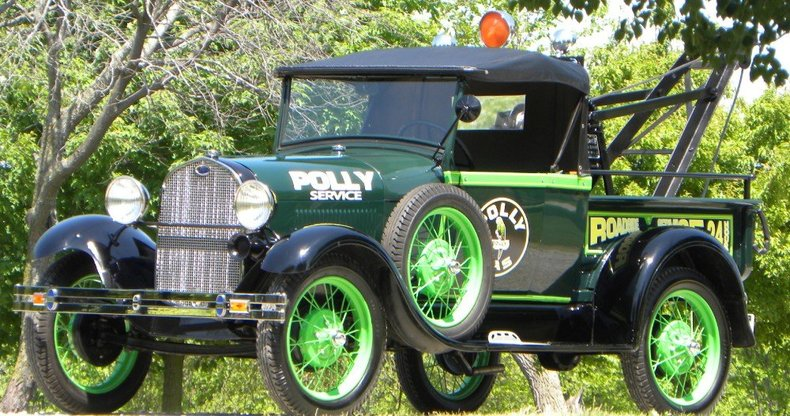 1929 Ford Model A Image 98