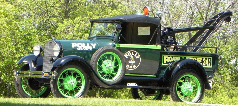 1929 Ford Model A Image 87