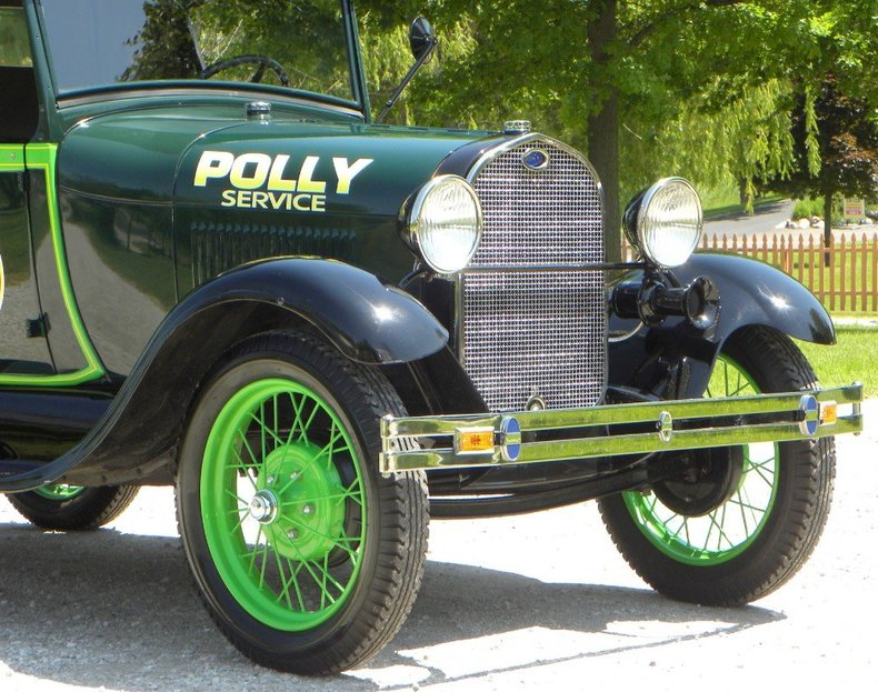 1929 Ford Model A Image 86
